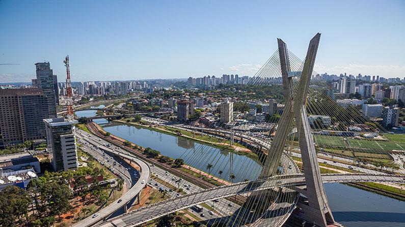Παρουσίαση στο Σάο Πάολο, Βραζιλίας