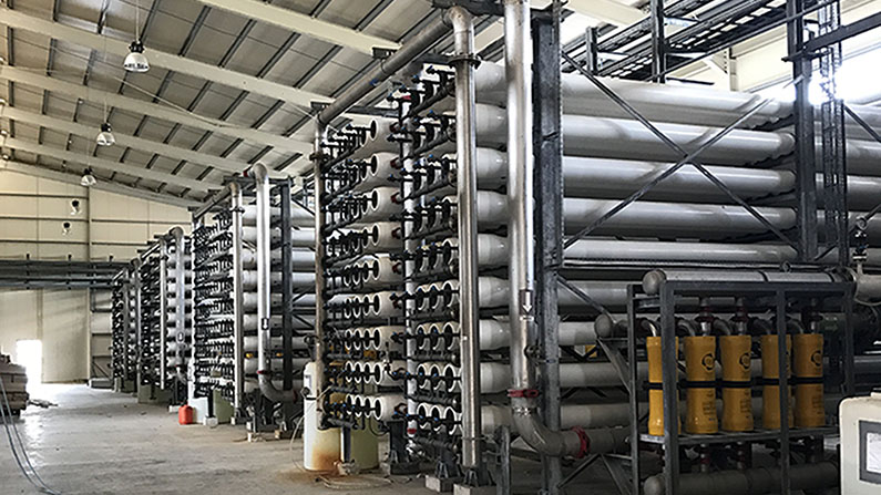 Procurement Procedure for a New Desalination Plant in Paphos CYPRUS