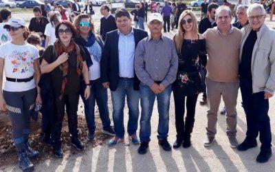 Συμμετοχή Κυπριακού Υδατικού Συνδέσμου σε Δεντροφύτευση