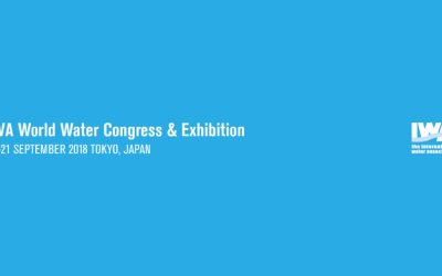 The IWA World Water Congress & Exhibition in Tokyo – September 2018 -Videos